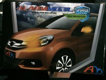 Alarm Mobil Crv Jual Alarm Mobil Keylace Khusus Mobilio Brio Pajero Crv Jazz Dll Mega Motor
