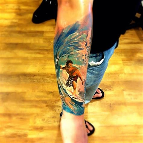 surfing tattoo designs 40 cool surf designs and ideas for you i luve sports