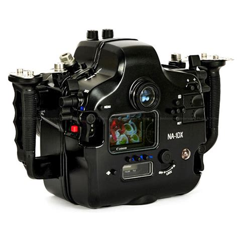 canon 1dx nauticam na 1dx underwater housing for canon 1d x 1d c
