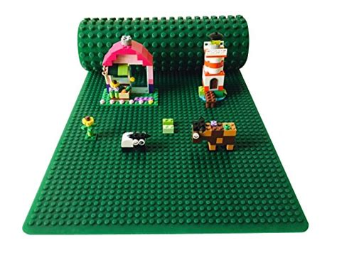 Lego Building Mat by Icellent Green Silicone Brick Building Play Mat 12 Quot X 32