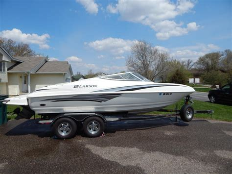 outboard motors for sale rochester mn quot larson quot boat listings in mn