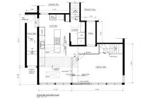 Kitchen Family Room Floor Plans by Creed New Project Gail S Kitchen Reno