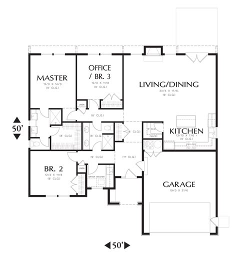 mascord plans mascord house plan 1161es house plans the o jays and of