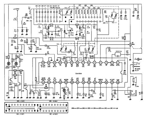 circuit drawing television circuit circuits next gr