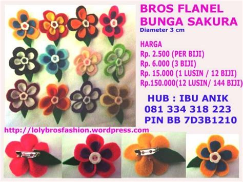 Bros Flanel Bbf 1 N 2 08134318223 telkomsel bros dari kain flanel bros