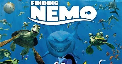 film kartun nemo buku halaman mewarnai gambar nemo si ikan lucu untuk anak