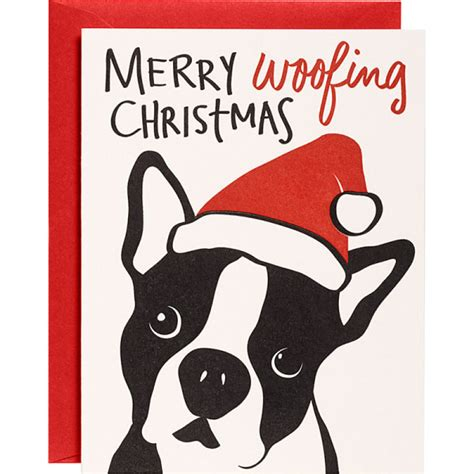 holiday cards  dog lovers barkpost