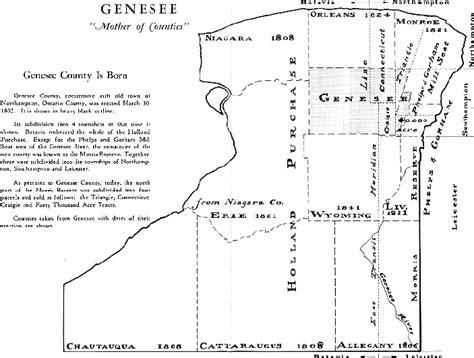 Genesee County Divorce Records Genesee County New York Nygenweb