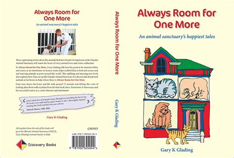 always room for one more gary k gladin author