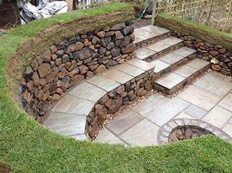 building pit seating diy pit with seating seating area and pit diy home projects