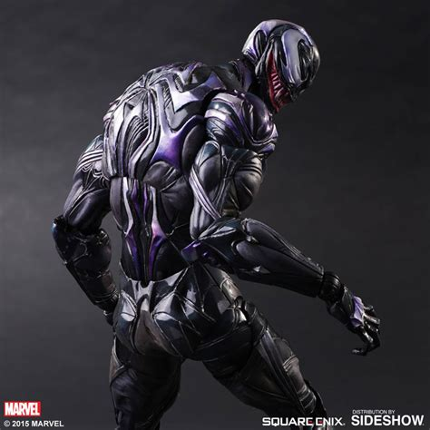 Figure Venom marvel venom variant collectible figure by square enix