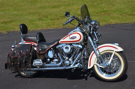 1997 Harley Davidson by 1997 Harley Davidson Heritage Softail Springer Classic