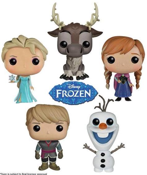Funko Pop Disney Frozen funko frozen pop vinyls photos order info elsa olaf review daily