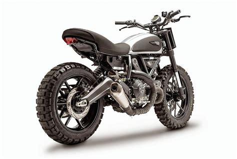 Motorrad Aber Keine Garage by Ducati Scrambler Rocket Garage Dirt Tracker Motorrad Fotos