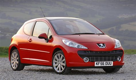 how much is a peugeot peugeot 207 hatchback 2006 2012 running costs parkers