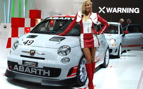 classic abarth tuned sports cars pictures  wallpapers