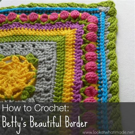 17 best images about crochet afghan edging on