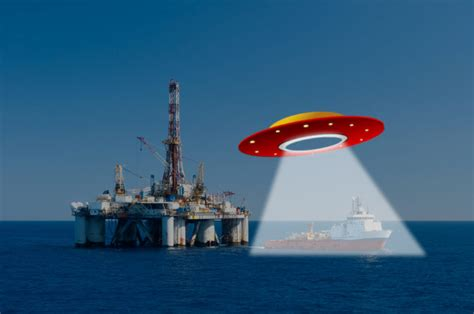 ufo reported in gulf of mexico osv engineer says he saw