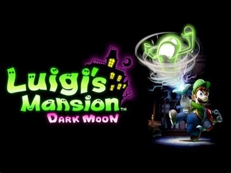 Kaset Luigi S Mansion Moon 3ds luigi s mansion moon ca 231 ador de fantasmas no 3ds
