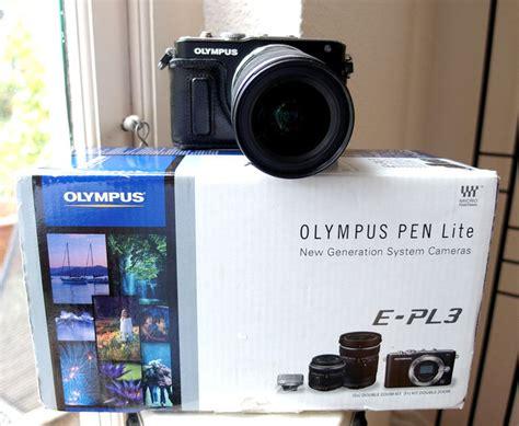 Kamera Olympus Pen Lite E Pl3 olympus pen lite e pl3 catawiki