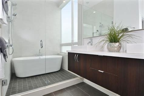 all in one bathtub and shower why you might want to put your tub in the shower