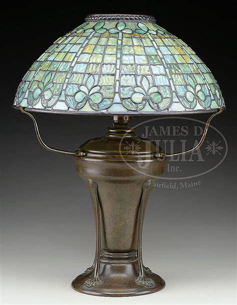 fleur de lis table l tiffany studios fleur de lis table lamp