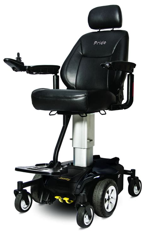 jazzy power chair jazzy air power chair elevating seat pride wheelchairs