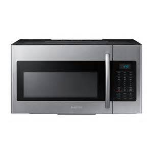 samsung microwave home depot microwaves the range me7000h 1 7 cu ft the