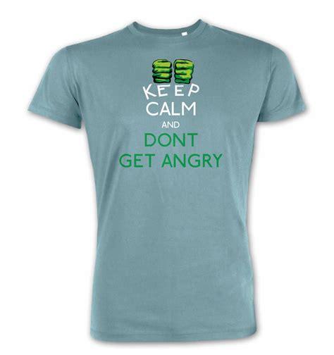 Kaos Keep Calm Minecraft Tshirt T Shirt T Shirt keep calm and don t get angry t shirt somethinggeeky