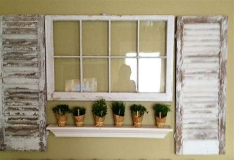 Shutter Design Ideas by Decorating With Shutters Decorating Obsessed Shabby Chic Window Shutters Make A