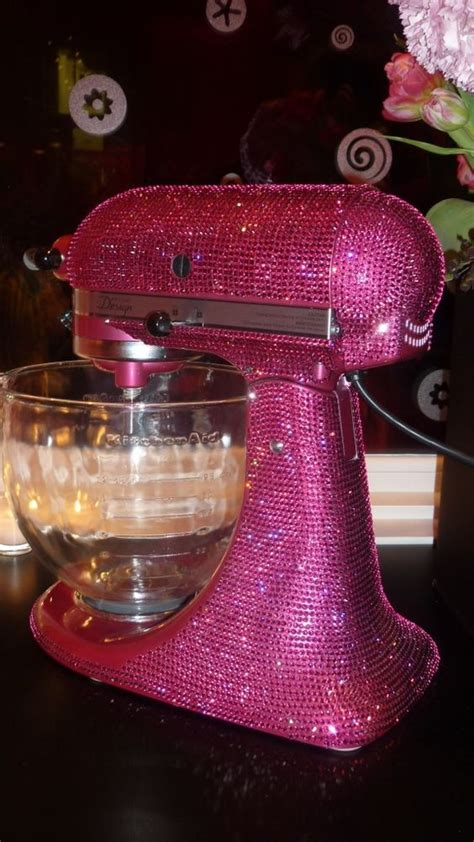 One Gig Of Glitter From Philips And Swarovski by Pink Bling Mixer 1 Most Re Pinned Pink Thing From The