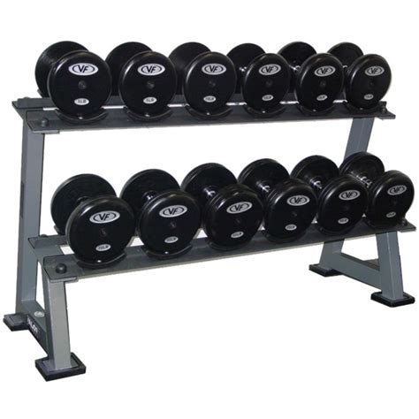 rack of dumbbells 6 pair dumbbell rack valor fitness bg 10