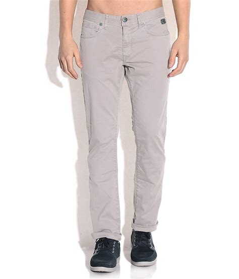 comfort chions breakbounce gray comfort fit chino trousers buy