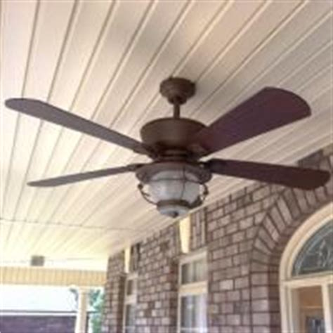 harbor merrimack ceiling fan harbor merrimack 52 in antique bronze downrod or