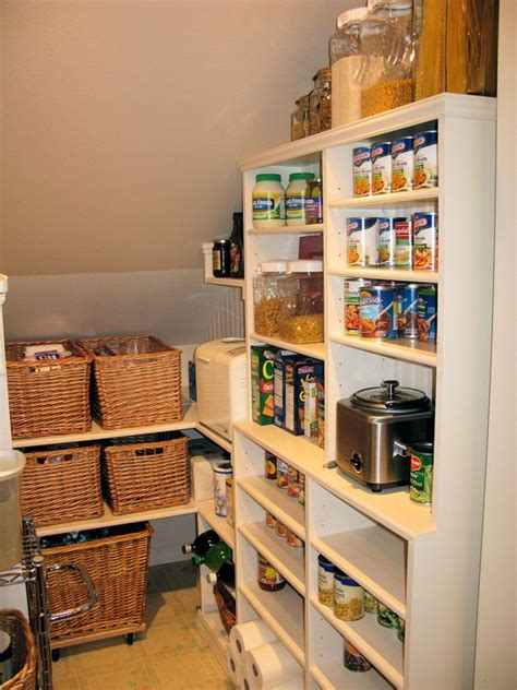 Ingredients In Pantry What Can I Make by Pantry Stairs And Microwaves On