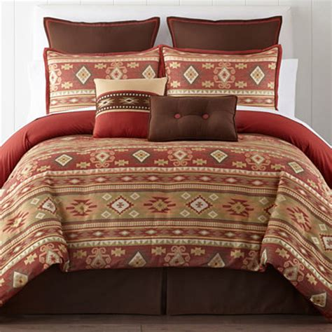 southwest style bedding nevada southwestern 4 pc comforter set