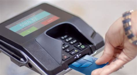how to make a credit card reader majority of retailers yet to enable chip readers for