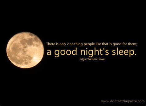 good futon to sleep on every night good night sleep quotes quotesgram
