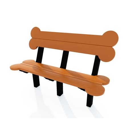 day bench dog days bench with back terrabound solutions