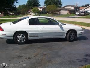 Chevrolet Monte Carlo 1995 1995 Chevrolet Monte Carlo Information And Photos