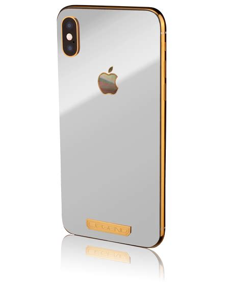 24k gold iphone xs aurum
