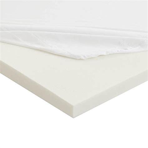 Mattress Allergy by Sleep Innovations Anti Allergy Memory Foam Mattress Topper
