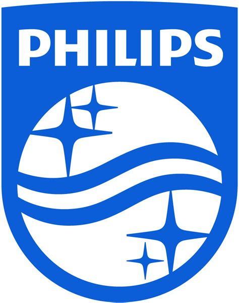 Philips Lead The Way As Tech Companies Move Into The Glossy Mags by Brand New New Logo And Identity By And For Philips