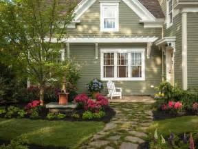 front yard patio pictures landscaping gardening ideas