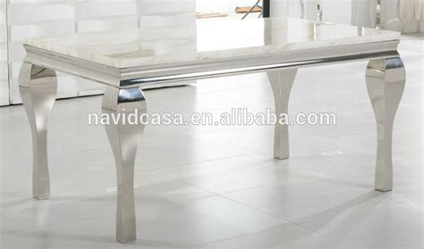 a8028 wholesale white marble 8 seater dining table and