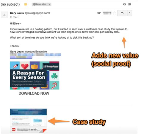 follow up email template 12 exles of a follow up email template to right