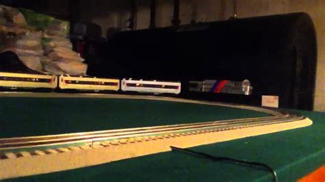 30169 new jersey transit ready to run set my new lionel nj transit train set youtube