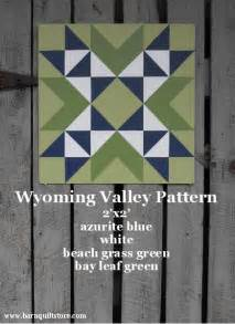 Red Barn Signs Items Similar To Painted Wood Barn Quilt Wyoming Valley