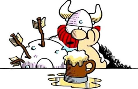 hagar the horrible s friday five worst vikings digventures