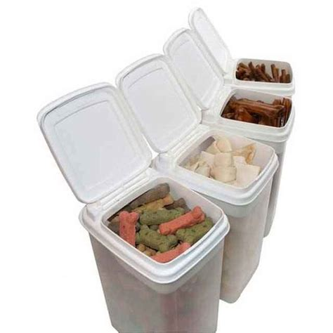 treat container buddeez bites and bones treat container storage containers